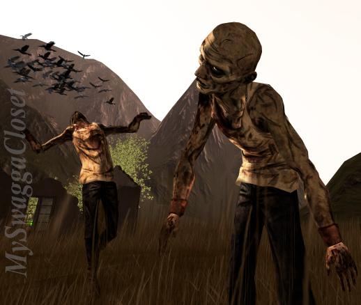rott zombie