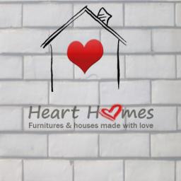 Heart Homes new logo main
